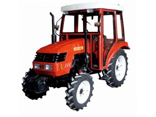 Мини-трактор DongFeng DF-244K