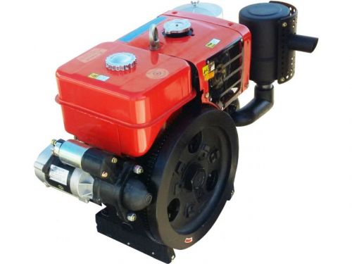 Двигатель Rossel R18
