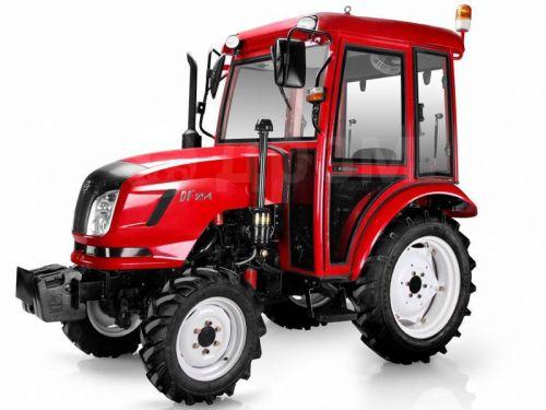 Мини-трактор Dongfeng DF244-G2 с кабиной