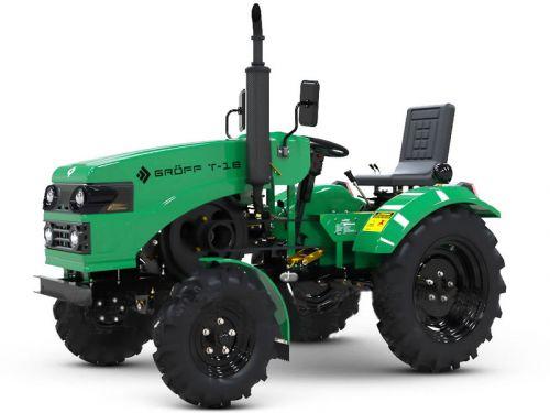 Мини-трактор Groff T-18