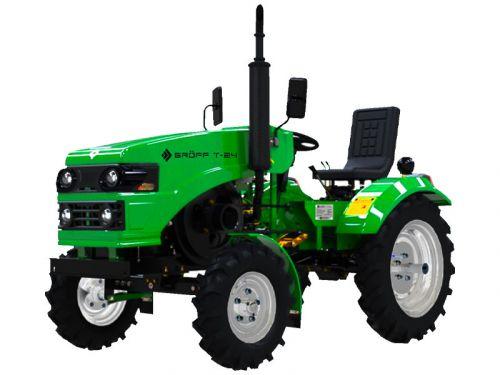 Мини-трактор Groff T-24