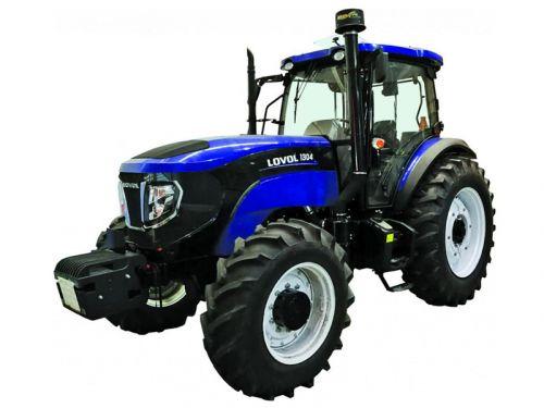 Мини-трактор Lovol TE1304 с кабиной
