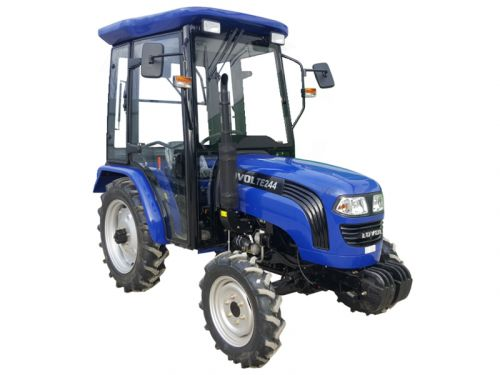 Мини-трактор Lovol-Foton TE244 G1 с кабиной