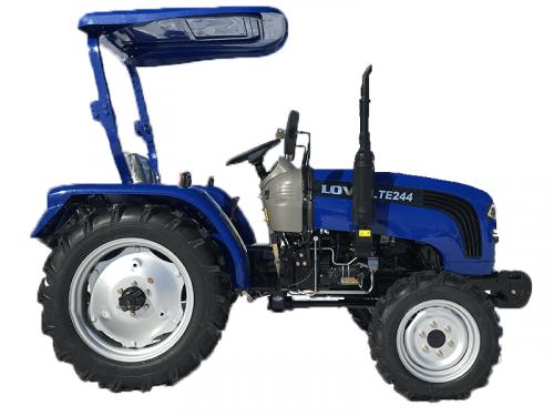 Мини-трактор Lovol-Foton TE244 G1 с козырьком