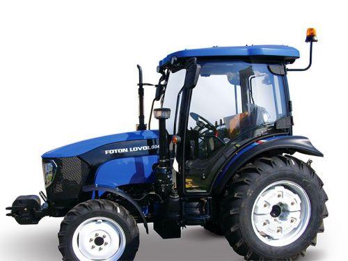 Мини-трактор Lovol-Foton TE 604 с кабиной