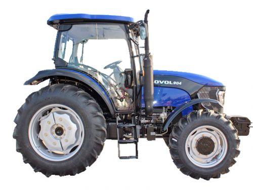 Мини-трактор Lovol TE904 с кабиной
