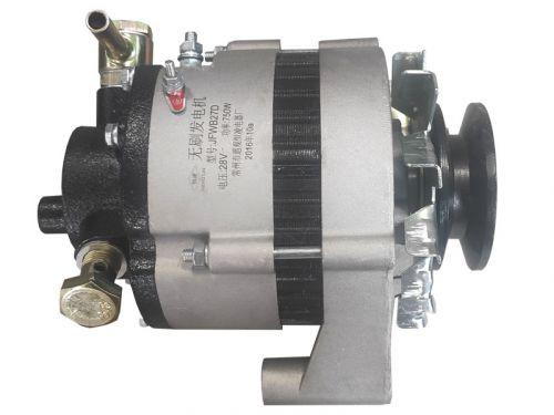 Генератор-компрессор кондиционера погрузчика