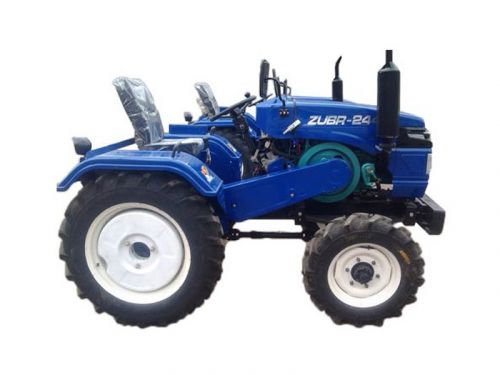 Мини-трактор ZUBR 244D