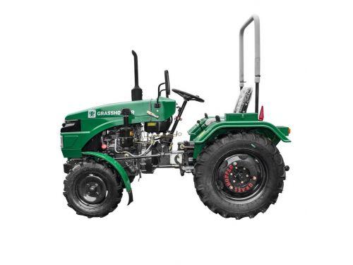 Мини-трактор Grasshopper GH-220